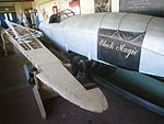 "DH.88 ""Black Magic"" under-restoration.jpg"