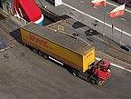 DHL semi-trailer - unloaded from ferry.JPG