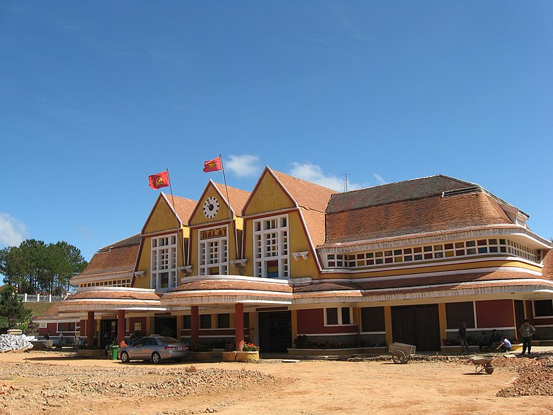 Vaizdas:Da Lat train station 02.JPG