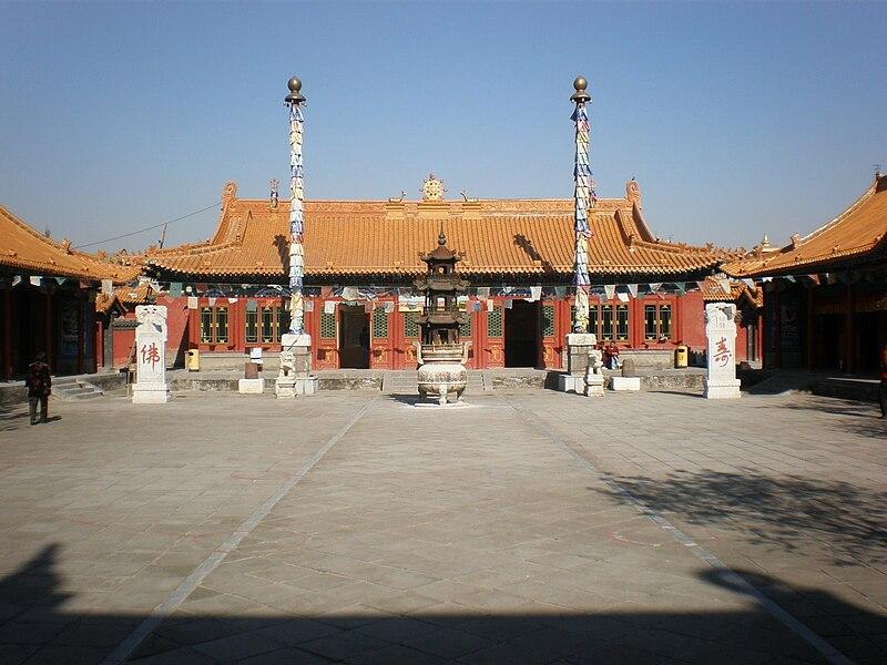 Tập tin:Da Zhao Temple in Hohhot3.JPG
