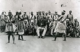 Image illustrative de l'article Amazones du Dahomey