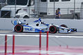Dallara-Lotus DW12 Dragon-TrueCar Racing Katherine Legge Qualifying 02 SPGP 24March2012 (14676687296).jpg