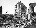 Damage Caused by V2 Rocket Attacks in Britain, 1945 HU88803.jpg