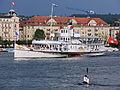 Dampfschiff Stadt Rapperswil - General-Guisan-Quai 2013-07-25 19-20-20 (P7700).JPG