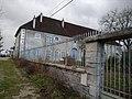 Dampierre (Jura) - Demeure Caron (grilles).jpg