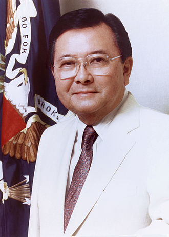 1998 United States Senate election in Hawaii - Image: Daniel Inouye official photo