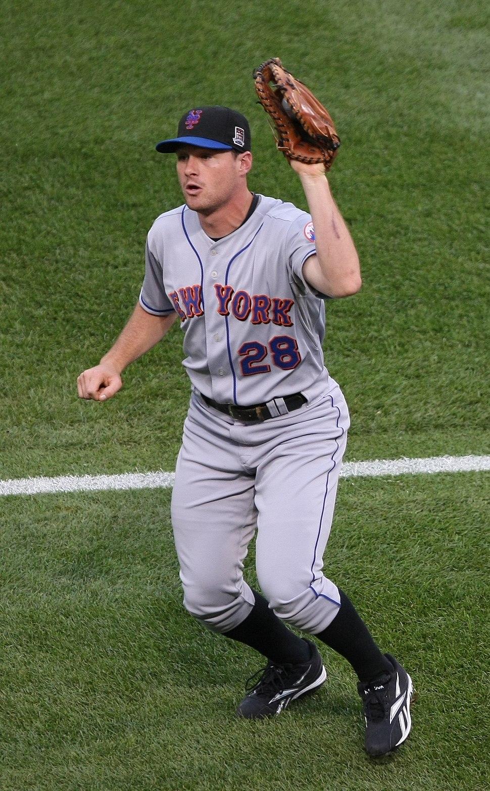 Daniel Murphy on June 16, 2009