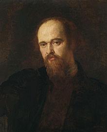 Poet Dante Gabriel Rossetti