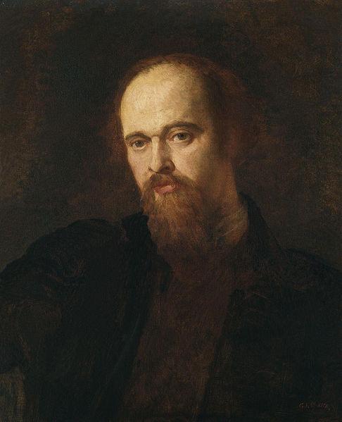 File:Dante Gabriel Rossetti by George Frederic Watts.jpg