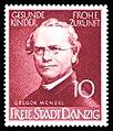 Danzig Gregor Mendel 10 Pf 1939.jpg