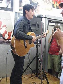 Darnielle in 2007