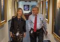 Dava Newman with NASA Administrator Charles Bolden.jpg