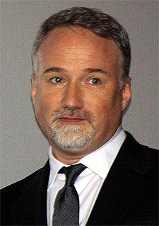 David Fincher American film director