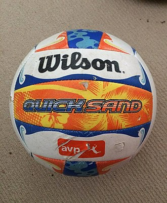 Wilson Sporting Goods - Image: Davies Stadium Ball