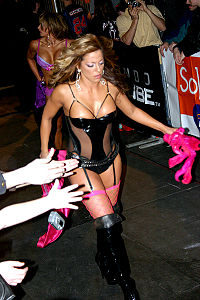 Wrestler dawn marie nude criticising write