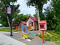 Dayville Little Free Library and City Hall (37817138561).jpg