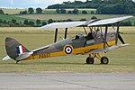 De Havilland DH82A Tiger Moth 'PG657' (G-AGPK) (30496985007).jpg