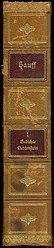 W. Hauffs Werke. Hrsg. von Max Mendheim. Kritisch durchgesehene und erläuterte Ausgabe. 4 Bände. Lpz., Wien, Bibliographisches Institut, (1891-1909). Band I.