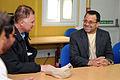Defense.gov News Photo 101028-D-7203C-009 - Deputy Secretary of Defense William J. Lynn III meets with Governor Ghulab Mangal in Lashkar Gah, Afghanistan, on Oct. 28, 2010.jpg