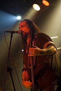 Glen Benton American death metal musician