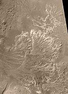 Delta on Mars