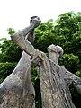 Denkmal in Uster (1957) für Jean Hotz (1890–1969) Schweizer Minister, von Emilio Stanzani (1906–1977), Bildhauer 2.jpg