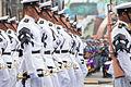 Desfile Militar Conmemorativo del CCV Aniversario del Inicio de la Independencia de México. (20852147204).jpg