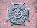 Details of Wola Martyrs Memorial at Saint Clemens church in Warsaw - 13.jpg