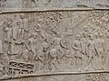 Detalles, Columna Trajana, Roma, 2017 03.jpg