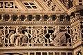 Dettaglio del tabernacolo dell'Orcagna, Orsanmichele,3.JPG