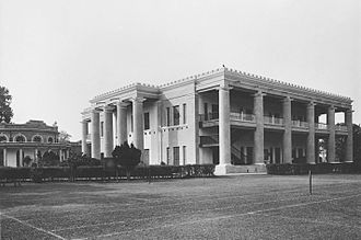 University of Dhaka - 1904 image of Dhaka College, which was in existence from 1841 to 1921 before the founding of Dhaka University