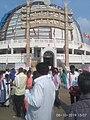 Dhammachakra Pravantan Din celebration at Deekshabhoomi, Nagpur (4).jpg