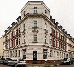 Diakonissenstraße 1 Leipzig