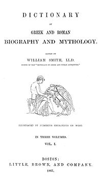 Dictionary of Greek and Roman Biography and Mythology TITLE.jpg