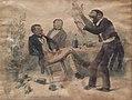 Die Champagnertrinker, Andreas Achenbach, 1843.jpg