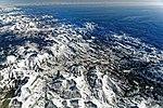 Die Pyrenäen aus 10 000 Meter Höhe fotografiert. 05.jpg