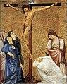 Dijon - Chartreuse de Champmol, crucifixion.jpg