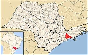 Roman Catholic Diocese of Mogi das Cruzes - Image: Diocesi di Mogi das Cruzes (San Paolo, Brasile)
