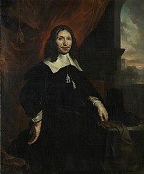 Jan van Noordt: Dionijs Wijnands (1628-73). Amsterdam merchant, son of Hendrick Wijnands and Aeltje Denijs