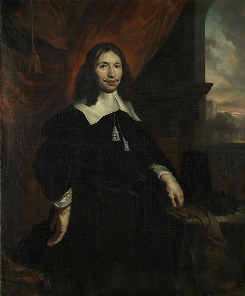 File:Dionijs Wijnands (1628-73). Koopman te Amsterdam, zoon van Hendrick Wijnands en Aeltje Denijs Rijksmuseum SK-A-709.jpeg