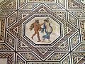 Dionysus mosaic (detail), from around A.D. 220 230, Romisch-Germanisches Museum, Cologne (8115573864).jpg