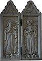 Diptyque Vierge et st Joseph france XIX 1637.JPG