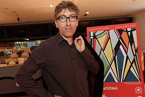 David Trueba - Trueba at the 2012 Miami International Film Festival presentation of 'Madrid, 1987