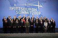 220px Dmitry Medvedev at G20 Pittsburgh summit 1