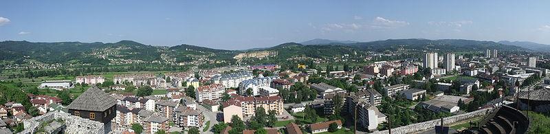 Doboj Fortress  Anvil  Tags City Houses Army Hawk