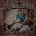 Dominikustsjerke, Ljouwert, Staasje VII.jpg