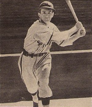 Don Heffner - Heffner in 1940
