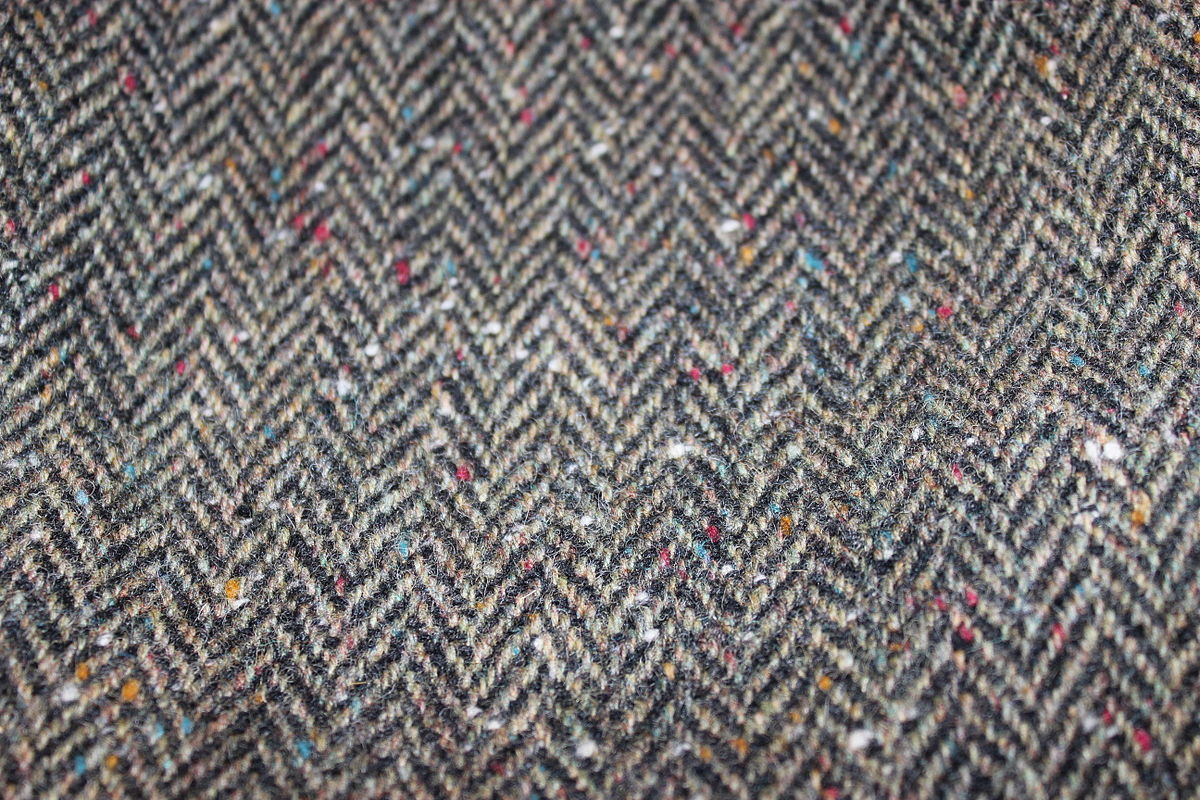 Herringbone (cloth) - Wikipedia