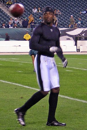 Donté Stallworth - Donté Stallworth during his season with the Eagles.