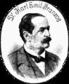Dr. Karl Emil Franzos 1893 Der Floh (Unsere einstigen Mitarbeiter).png